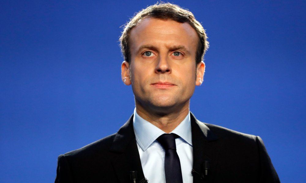 Emmanuel Macron vs fake-news - Sitio Desinformar