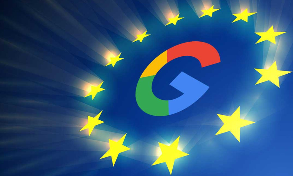 Multa a Google la UE - Sitio Desinformar