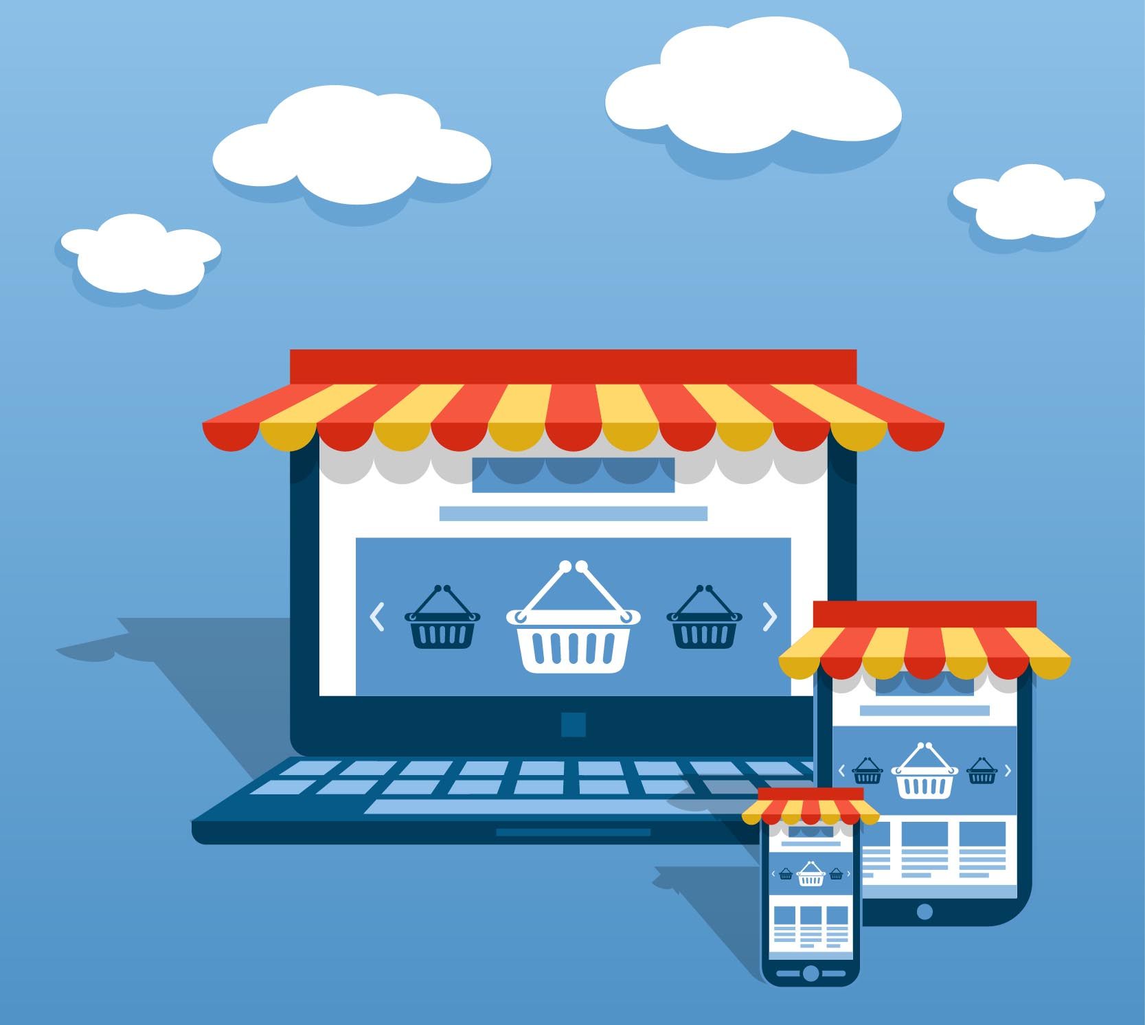 e Commerce – Sitio Desinformar